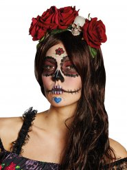 Halloween gothic haarband