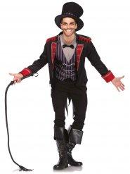 Circus dompteur kostuum voor mannen