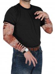Neppe zombie wonden mouwen