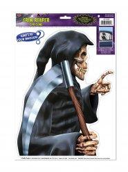 Reaper auto raamsticker