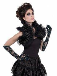 Hoge gothic kraag voor vrouwen