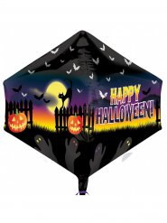 Happy Halloween aluminium ballon