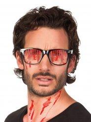 Bloederige Halloween bril
