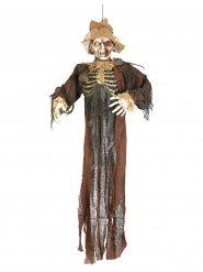 Goedkope zombie en mummie decoratie vind je hier for Hangdecoratie raam