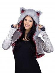 Wolf vest kostuum voor vrouwen