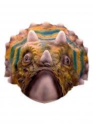 Triceratops dinosaurus masker