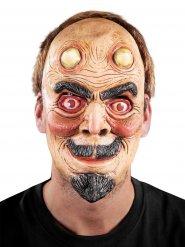 Grijnzende duivel masker voor volwassenen