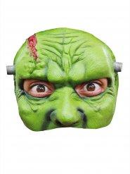 Lichtgroen monster masker voor volwassenen