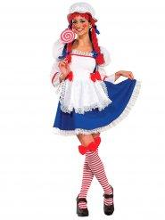 Poppen kostuum voor vrouwen