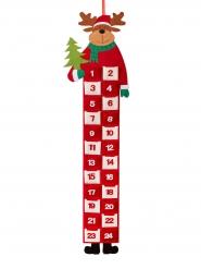 Adventskalender decoratie voor kerst