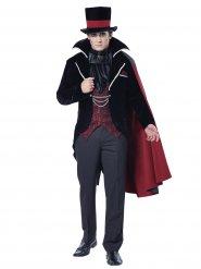Vampier heer kostuum voor mannen