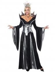 Duivelse sprookjes koningin kostuum voor vrouwen