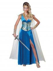 Middeleeuws ridder kostuum voor vrouwen