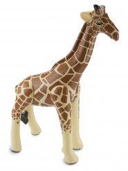 Opblaasbare giraffe decoratie