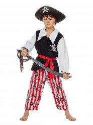 Piraten kostuum voor tieners