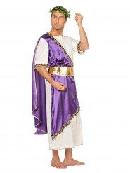 Klassiek Romeinse keizer kostuum voor mannen