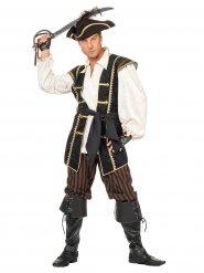 Chic piraten kostuum voor mannen