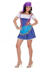 Sexy zigeuner kostuum voor vrouwen