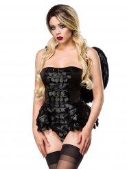 Gothic engel kostuum voor vrouwen