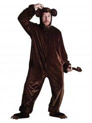 Chimpansee kostuum voor volwassenen
