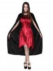 Donkere vampier kostuum voor vrouwen
