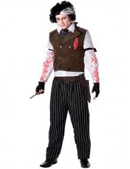Kapper moordenaar kostuum voor volwassenen