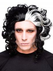 Halloween kapper pruik voor volwassenen
