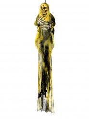 Gele reaper decoratie