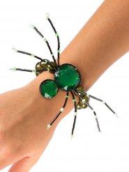 Gothic spinnen armband voor volwassenen