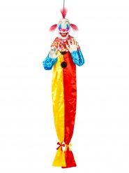 Bewegende opgehangen horror clown