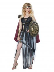 Sexy gladiator strijder kostuum voor dames