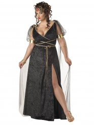Griekse oudheid godin kostuum voor vrouwen - Grote Maten