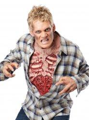 Latex zombie borst