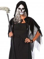 Luxe Grim Reaper cape voor dames
