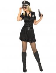 Sexy politie kostuum voor dames