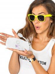 Witte UV detector tasje