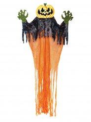 Ophangdecoratie pompoen Halloween