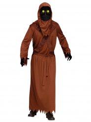 Bruin duivel Halloween kostuum voor mannen