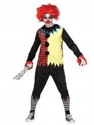 Eng clown kostuum voor mannen