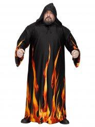 Duivelse monnik uit de hel kostuum voor mannen