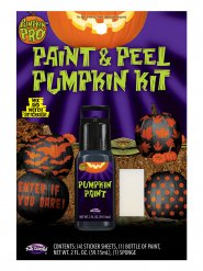 Halloween pompoen decoraties