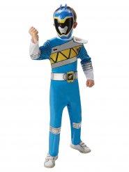 Luxe blauw Power Rangers kostuum voor kinderen