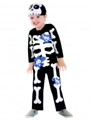 Skelet vleermuis kostuum voor kinderen