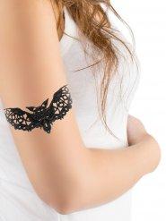 Nep tatoeage van stof