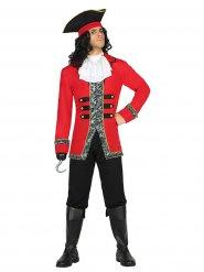 Nobel piraten kostuum voor mannen