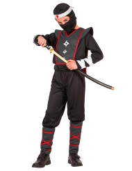 Oosters ninja kostuum voor kinderen