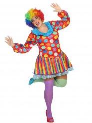 Clownspak voor dames