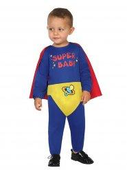 Superheld kostuum voor baby