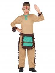 Far West indianenkostuum voor jongens