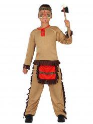 Wilde Westen indianen kostuum voor kinderen